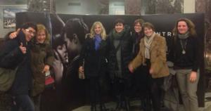 ragazze al cinema