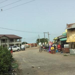 supermercato nigeriano