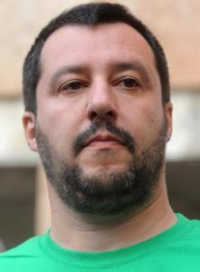 Matteo Salvini compleanno