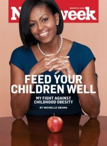 michelle obama newsweek