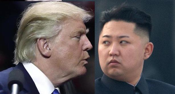Trump e Kim innamorati