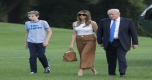 Trasloco alla Casa Bianca