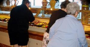 buffet colazione albergo vacanza