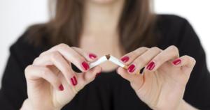 fumare fumo nicotina
