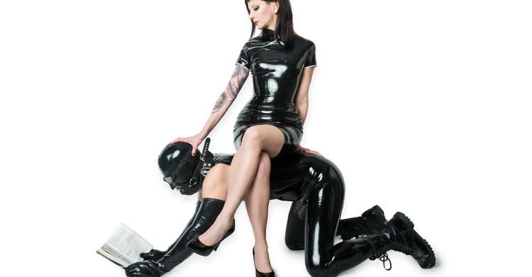 Money Slave e Money Mistress: devoto e padrona. | Syndrome