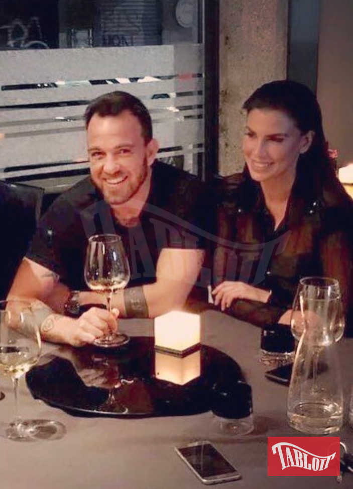 Alcune settimane fa Jordan ha postato una foto sul suo profilo Instagram mentre festeggia il compleanno insieme ad un paio di amici e Claudia