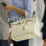 Giancarlo Tulliani con la fidanzata Federica Papadia al Dubai Mall nell'Aprile scorso