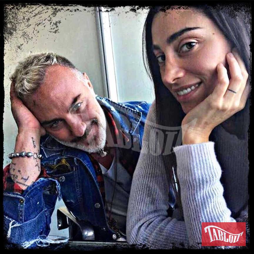 Gianluca Vacchi e Giorgia Gabriele in una foto di fine ottobre scattata a Bologna e pubblicata su Instagram da un'amica comune. Che Mr Enjoy stesse tentando di riprovarci con la sua ex?