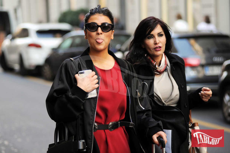 """Giulia Salemi e Fariba. Mamma e figlia hanno partecipato alla quarta edizione di Pechino Express. Erano """"Le persiane"""""""