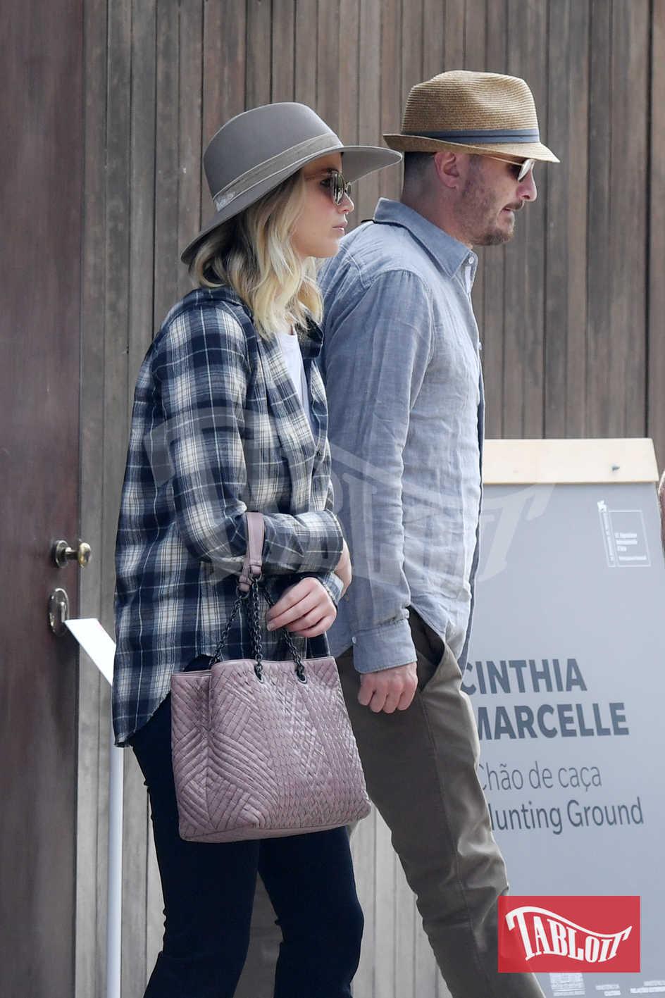 Jennifer Lawrence e Darren hanno sempre vissuto il loro amore con la massima riservatezza