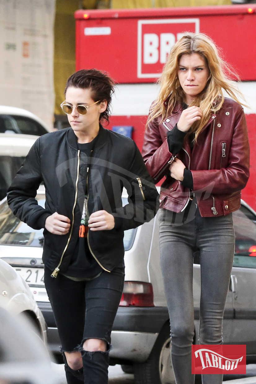 Stella e Kristen vivono insieme nell'enorme casa che la protagonista di Twilight ha comprato nel quartiere Los Feliz di Los Angeles