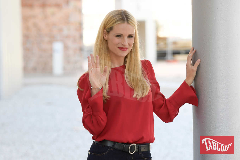 Michelle Hunziker alla Festa del Cinema di Roma lo scorso ottobre