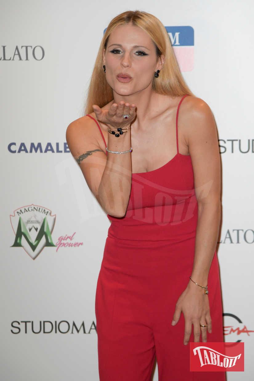 Michelle Hunziker alla Festa del Cinema di Roma con la sua Fondazione Doppia Difesa