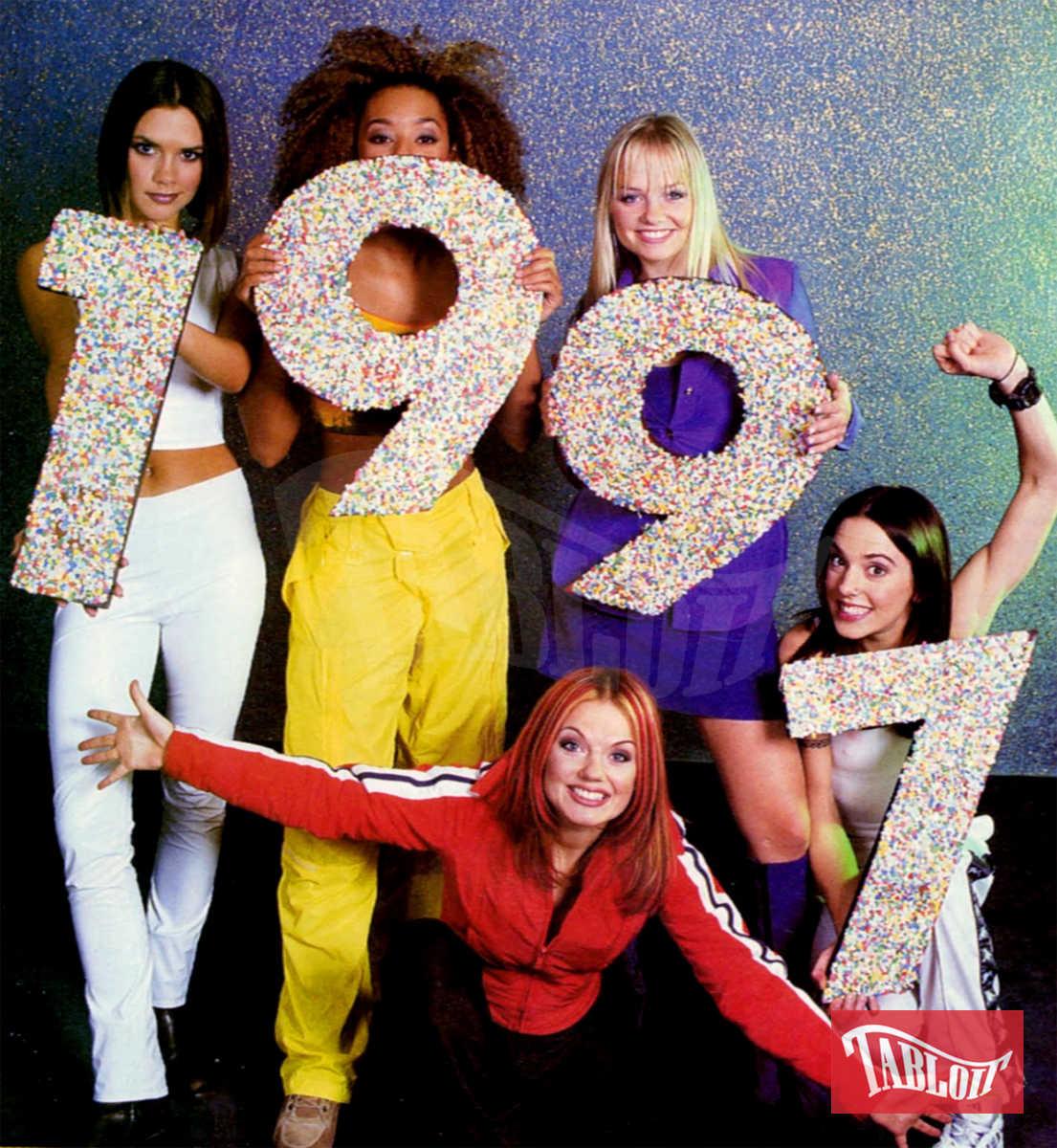 Le Spice Girls sono prime nella classifica delle girl band più famose e di maggior successo di sempre con oltre 75 milioni di dischi venduti