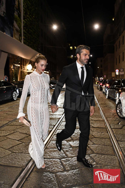 Prima di Cristina Marin Luca è stato sposato 7 anni con l'attrice e doppiatrice Myriam Catania