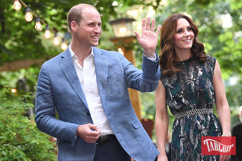 William e Kate in visita ufficiale a Berlino lo scorso luglio