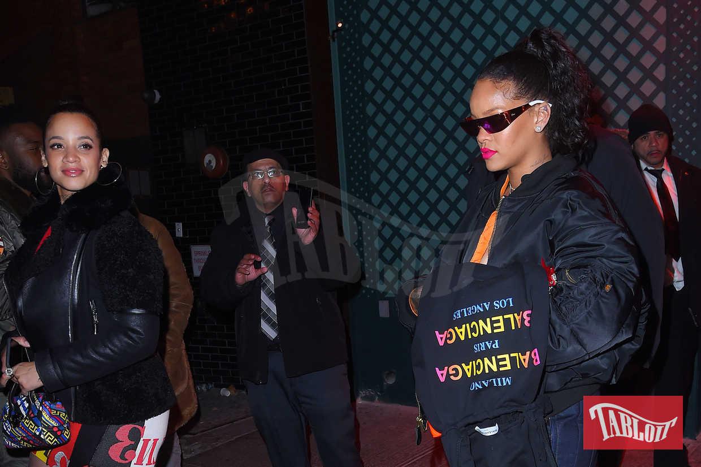 In passato Rihanna ha avuto una tormentata relazione con Chris Brown e una liaison con il rapper Drake. Nel passato di Hassan Jameel, secondo indiscrezioni, pare esserci stata invece una storia con Naomi Campbell. L'imprenditore e la top model infatti furono visti insieme ad alcuni eventi nell'estate del 2016