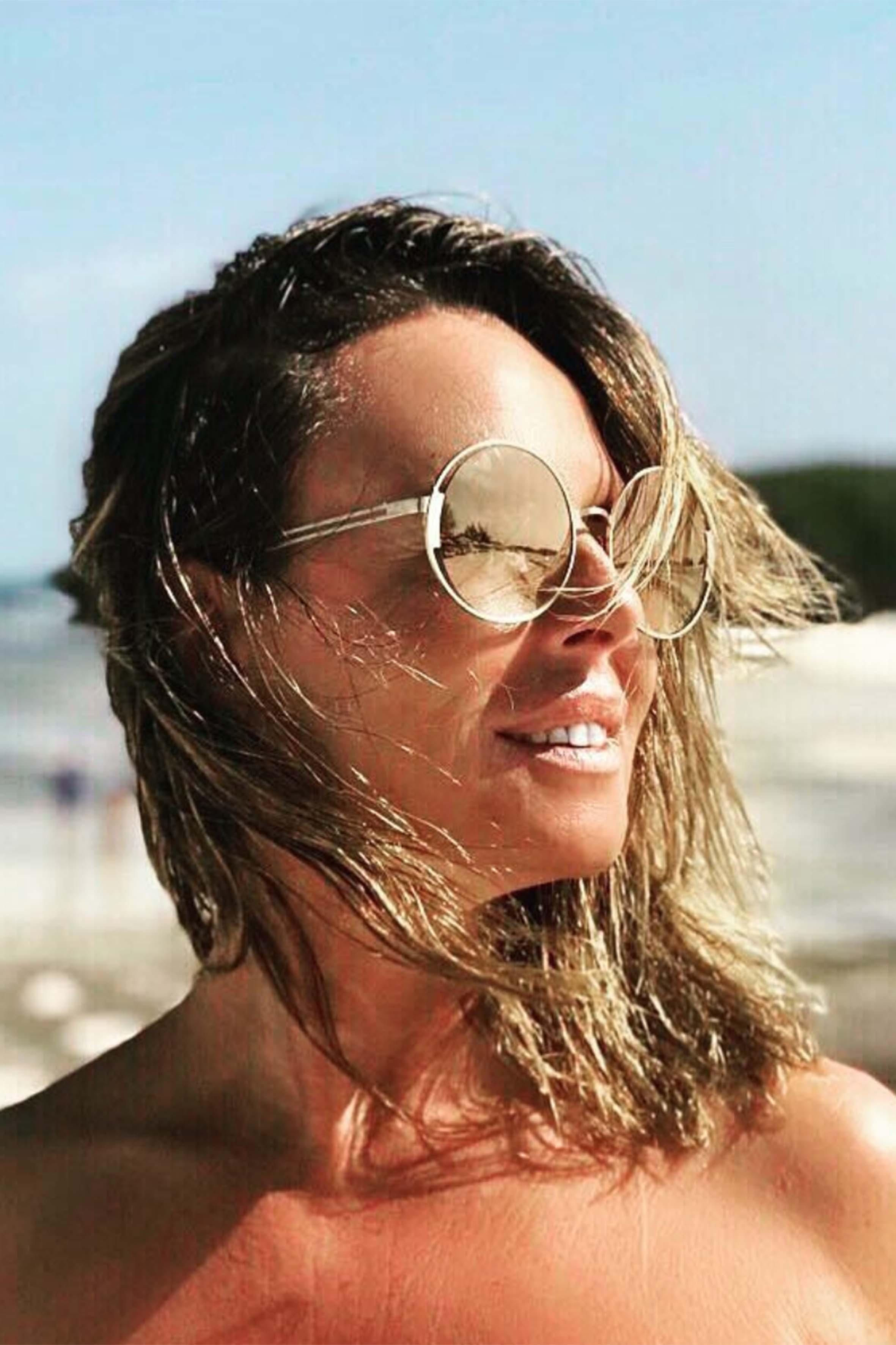Paola Perego a Malindi