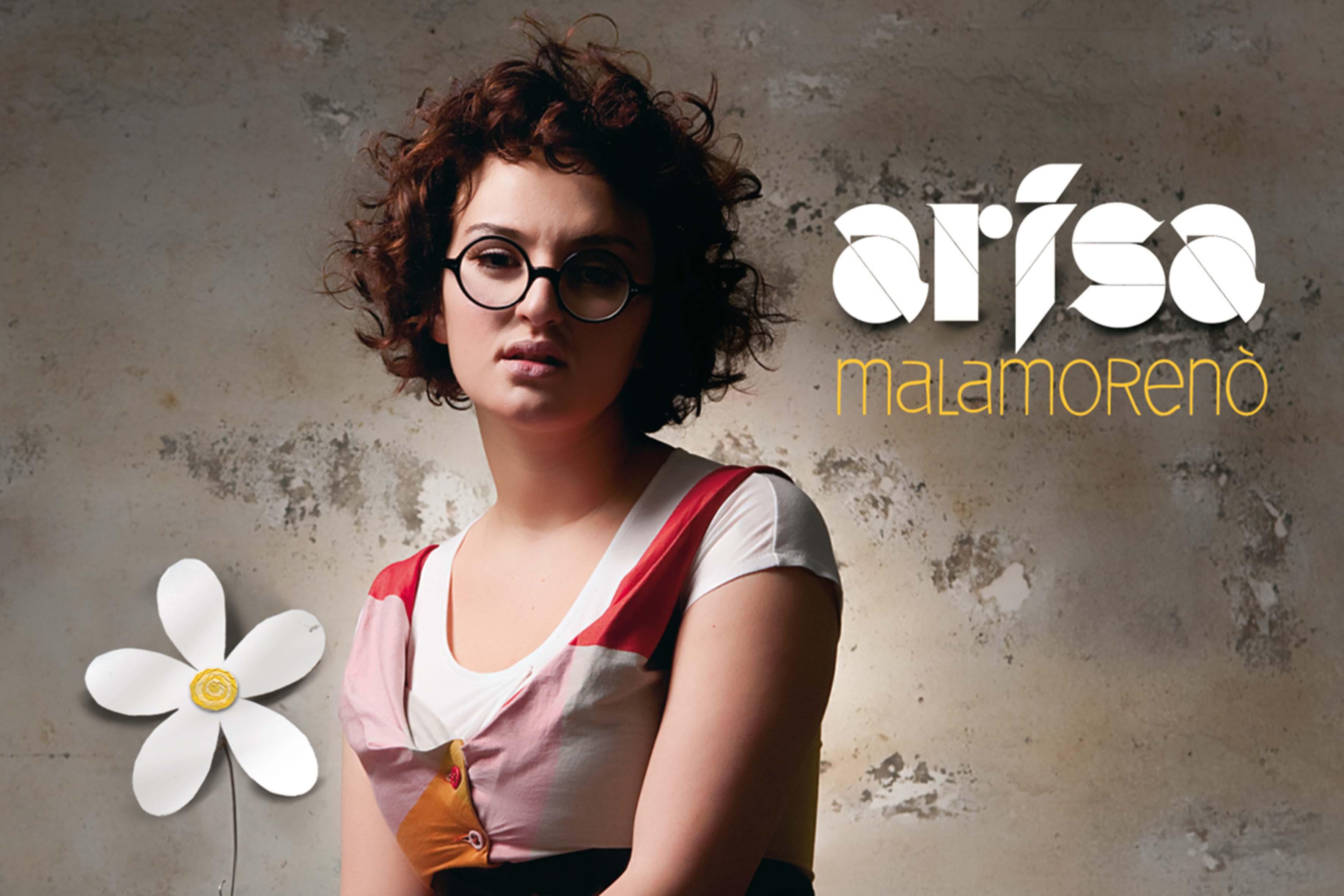 """Cover dell'album """"Malamorenò"""" del 2010"""