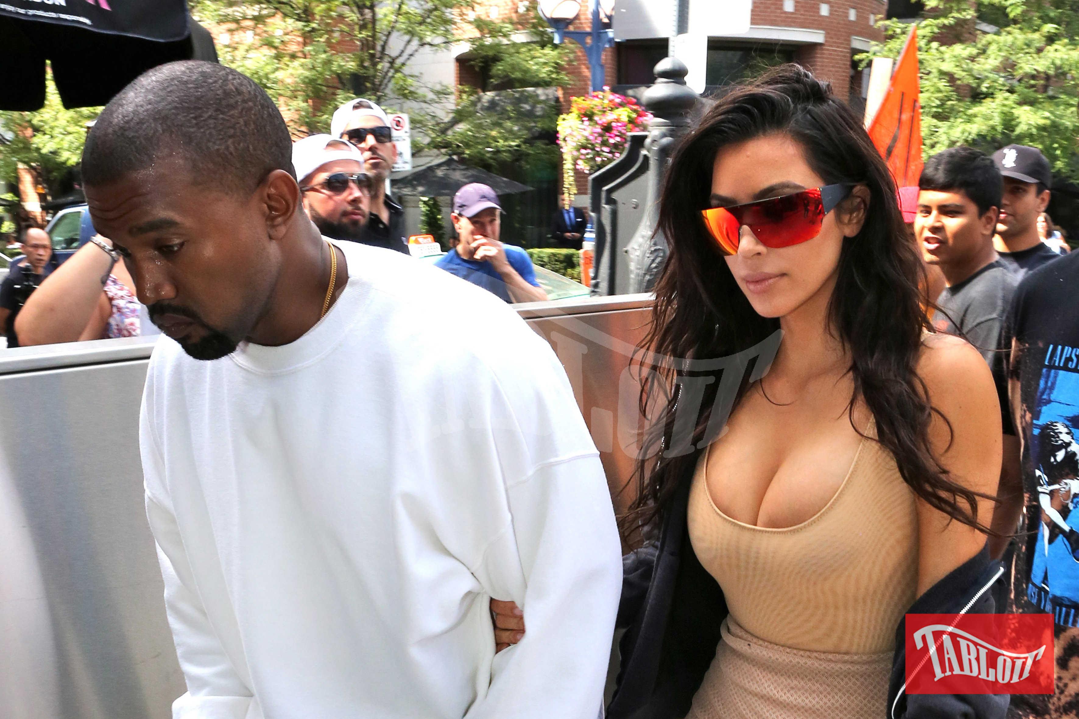 Kim Kardashian e Kanye West: il quarto figlio si chiama Psalm West