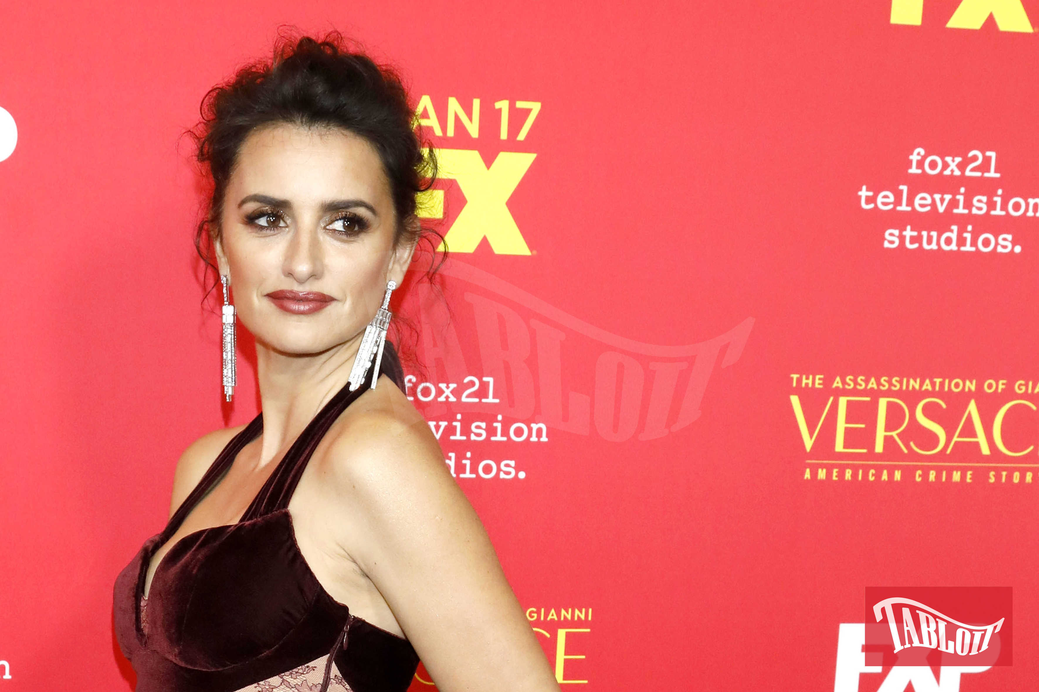 "Penelope Cruz alla premiere di ""The Assassination Of Gianni Versace: American Crime Story"" all'ArcLight Hollywood di Los Angeles"