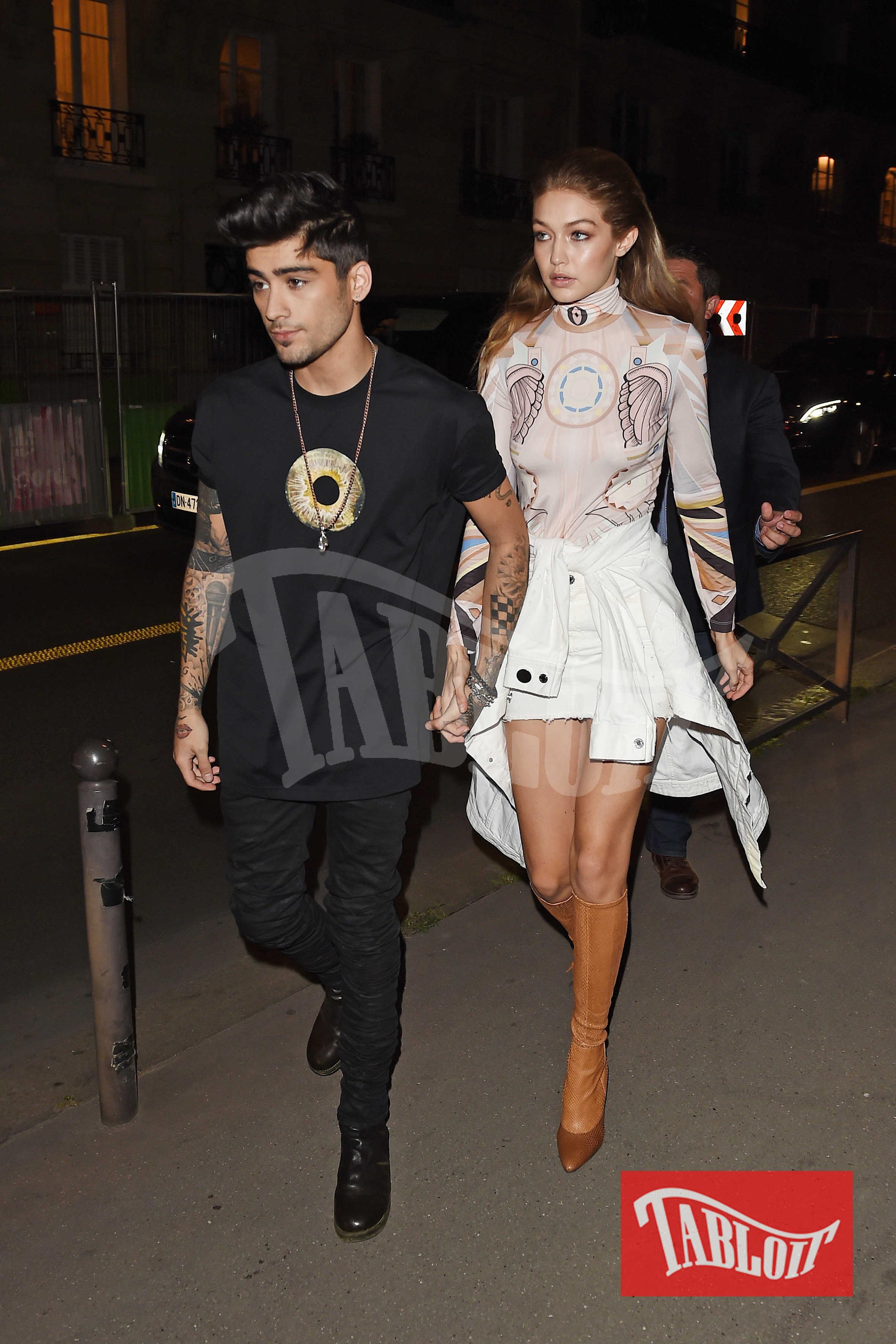 """l primo appuntamento tra Gigi Hadid e Zayn, hanno confidato i due, è stato """"molto bello"""" è si è svolto presso un ristorante di New York"""