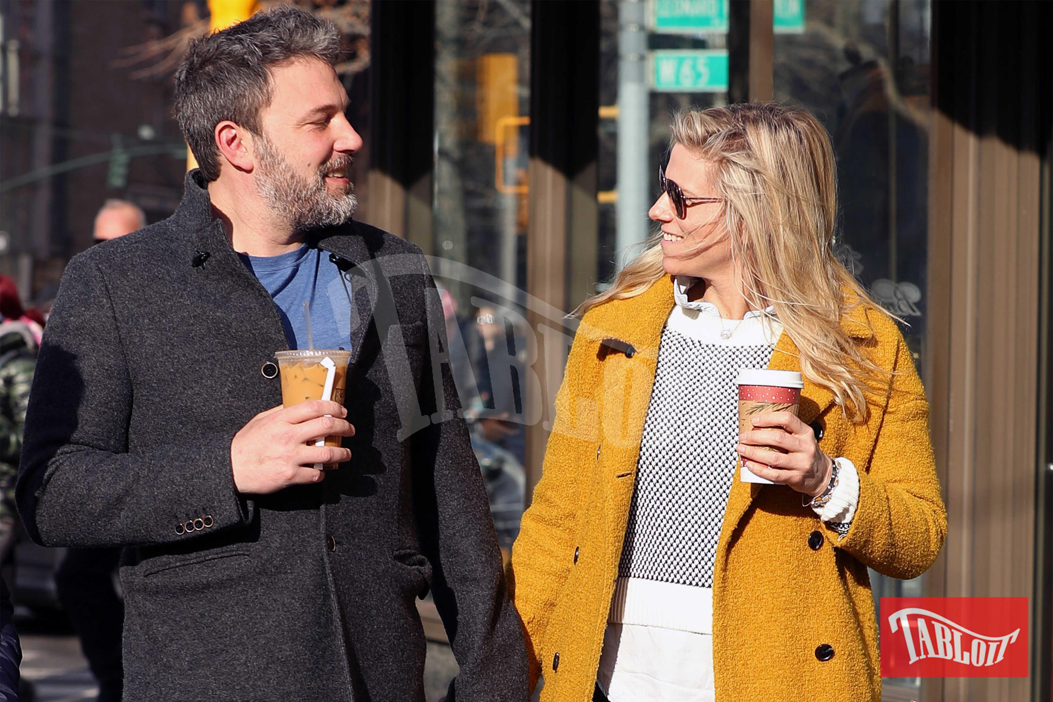 Ben Affleck e Lindsay Shookus