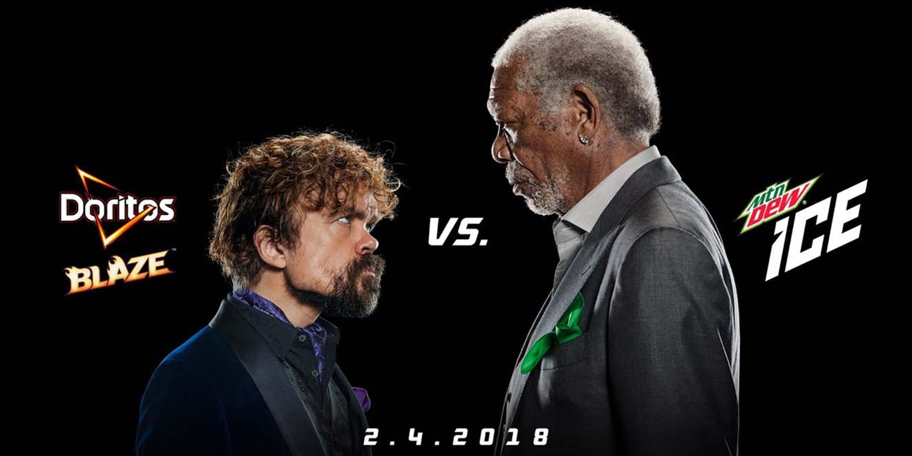 Morgan Freeman e Peter Dinklage