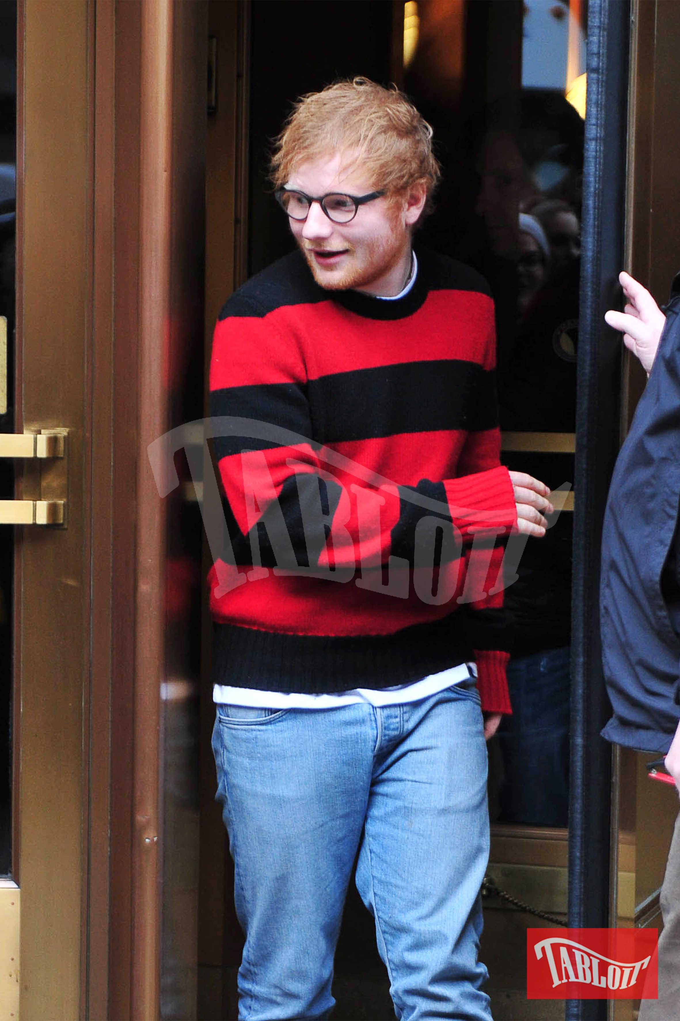Ed Sheeran intervista