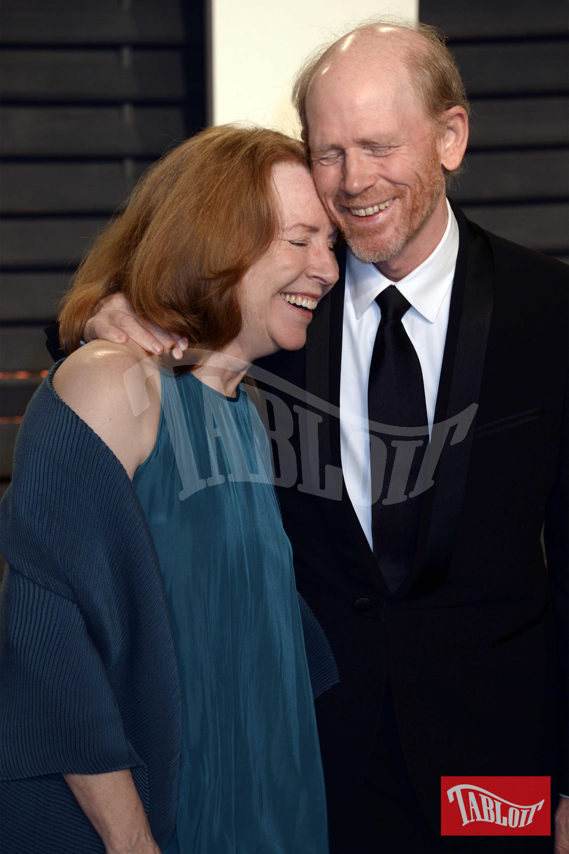 Ron Howard e la moglie Cheryl