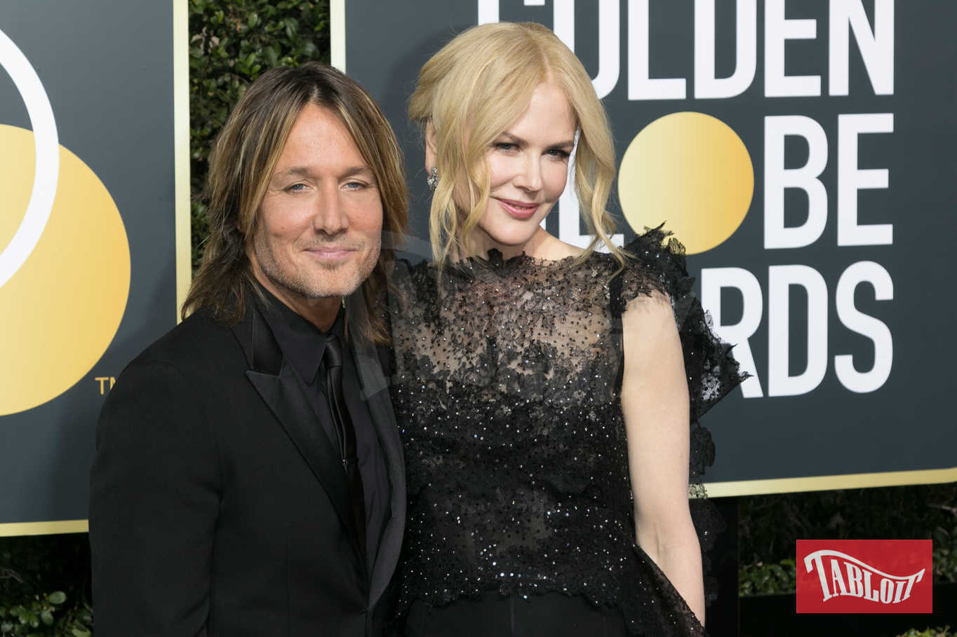 Nicole Kidman e il marito Keith Urban