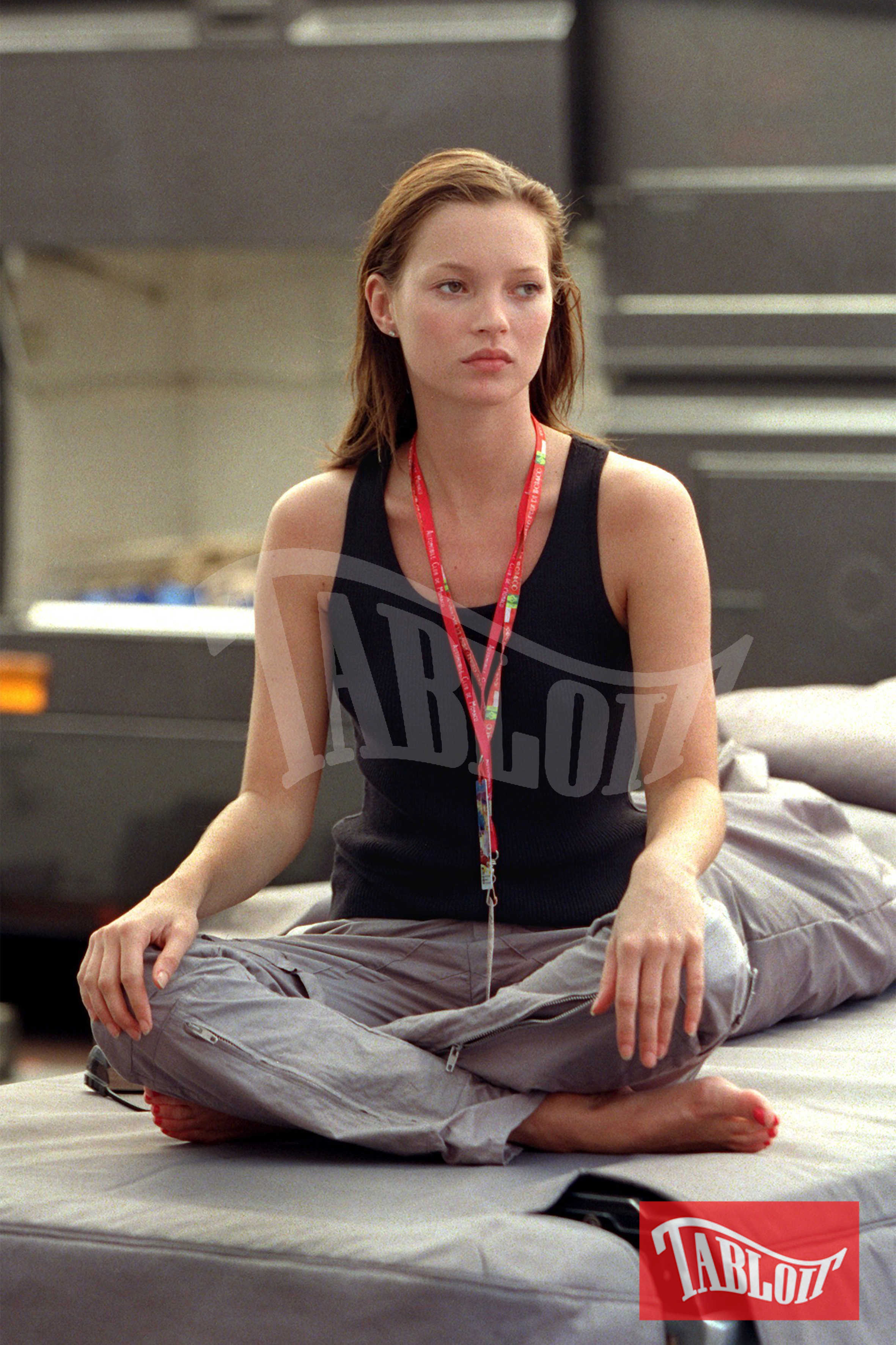 Kate Moss nel 1999 a 25 anni