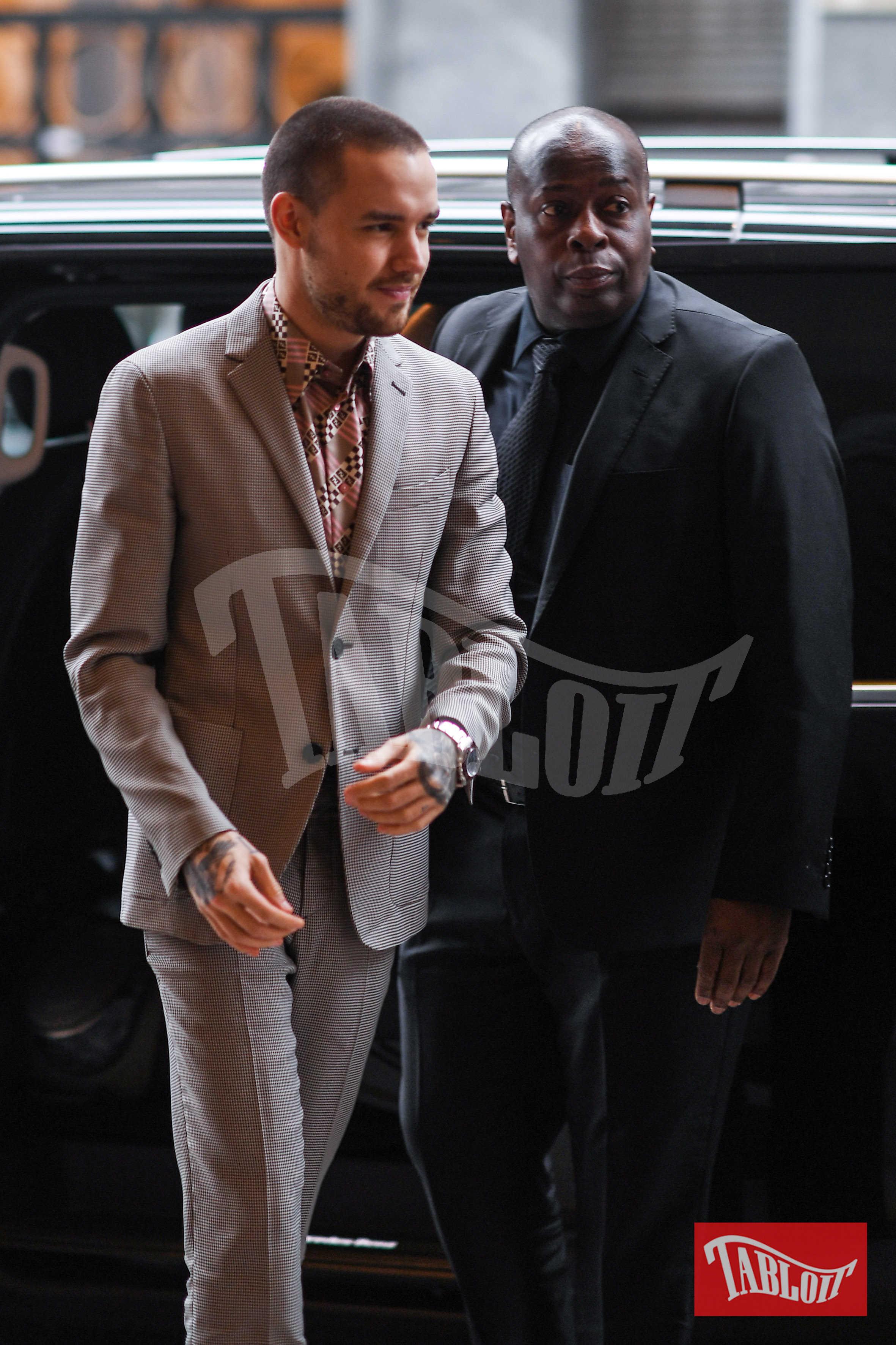 Liam Payne è arrivato a Milano in occasione della settimana della moda maschile. L'ex membro degli One Direction è stato ospite della sfilata di Fendi insieme al cantante e modello britannico Jamie Campbell Bower e a Damiano David dei Maneskin