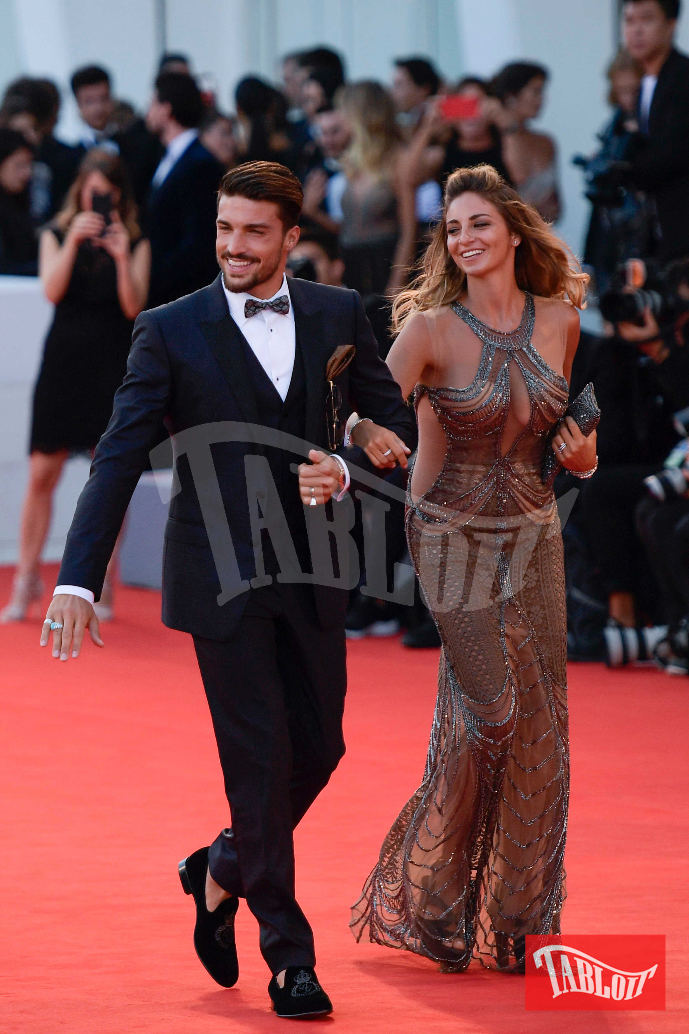 Mariano Di Vaio ed Eleonora Brunacci
