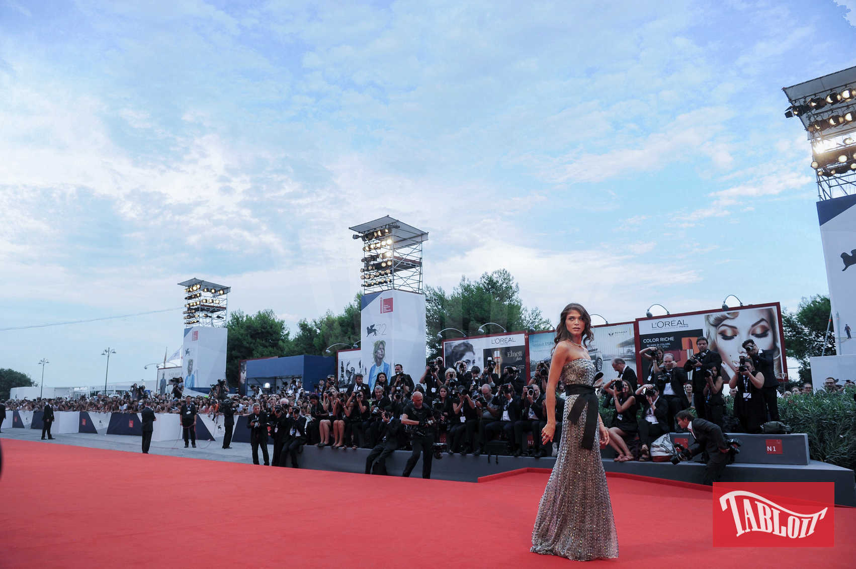 elisa sednaoui festival cinema venezia
