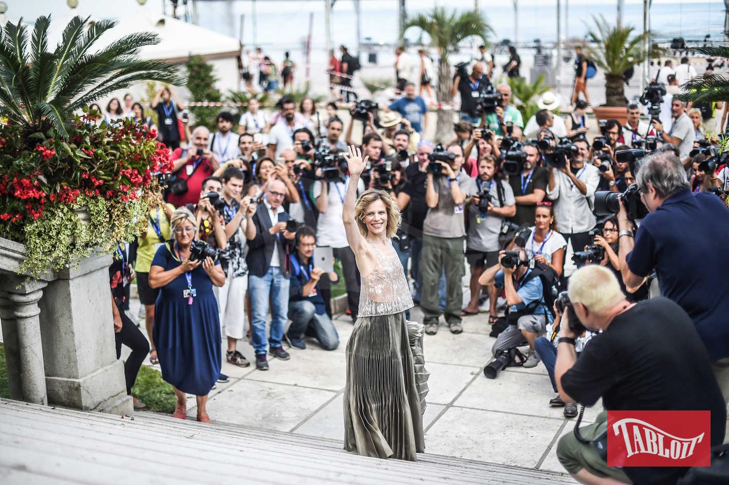 Sonia Bergamasco festival cinema venezia