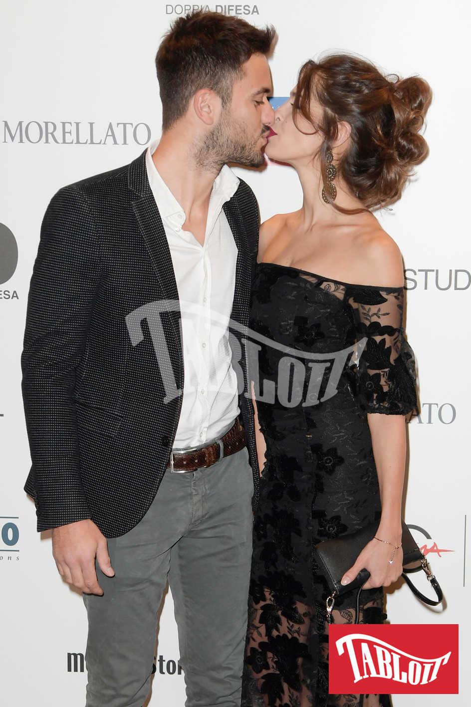 Ariadna Romero e Pierpaolo Pretelli