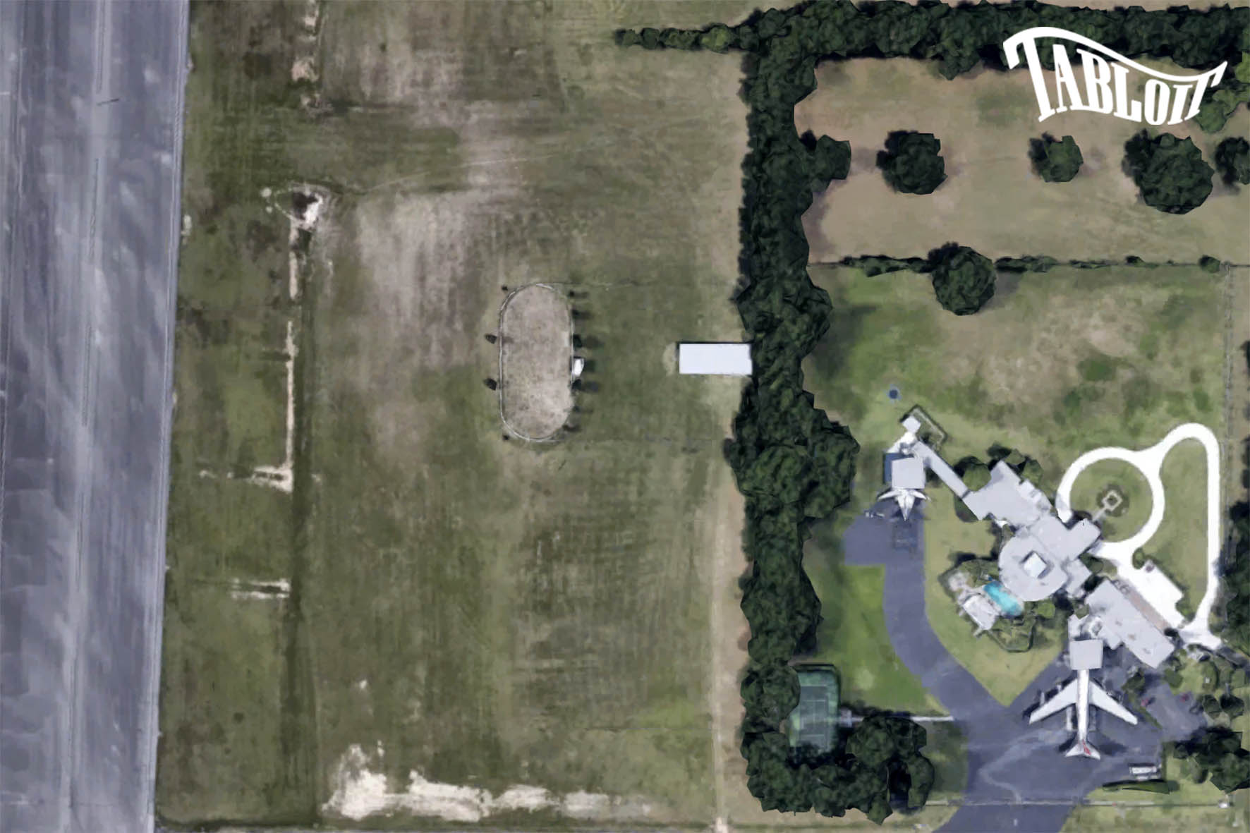 casa john travolta Google Maps