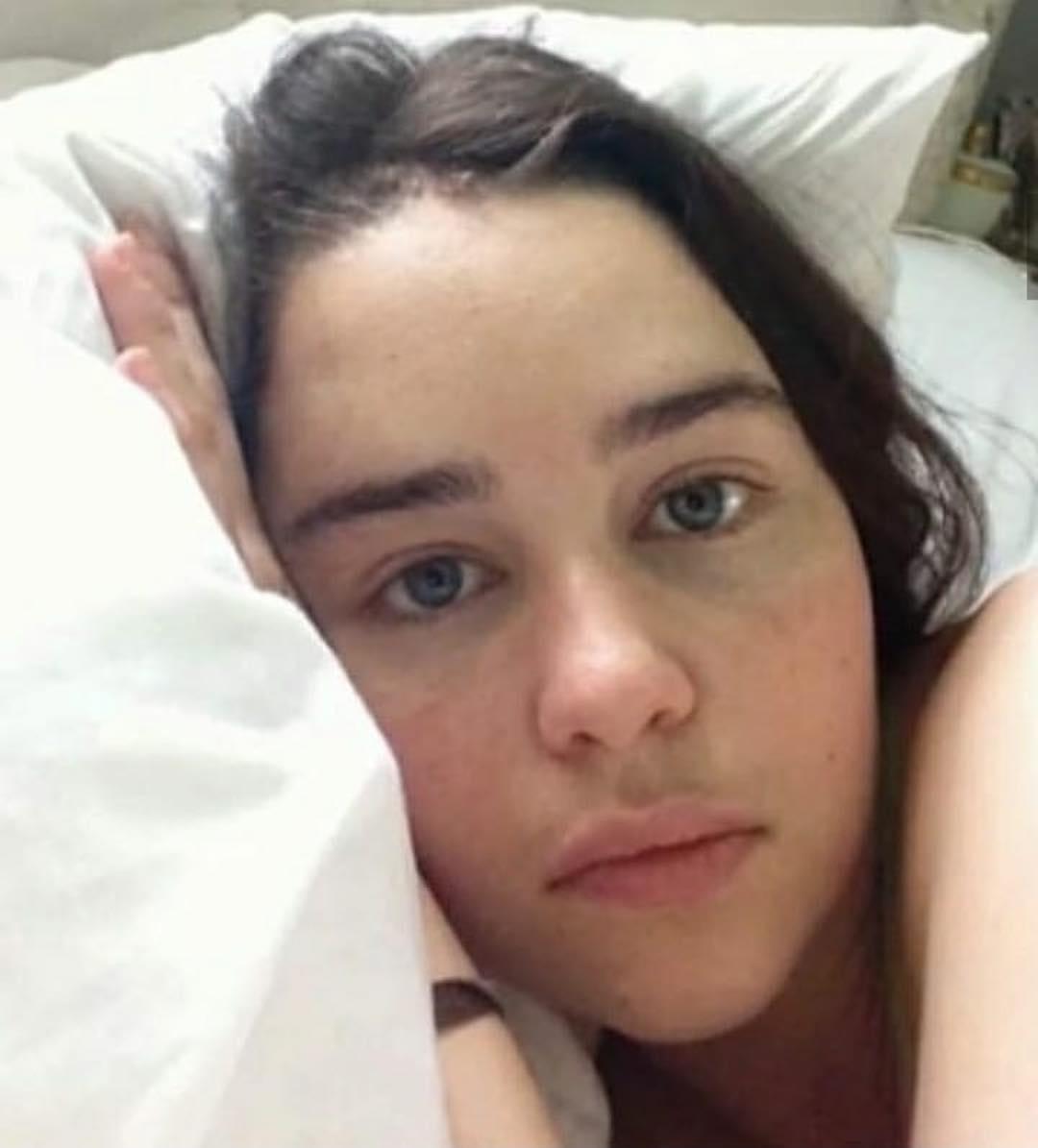 Emilia Clarke intervento