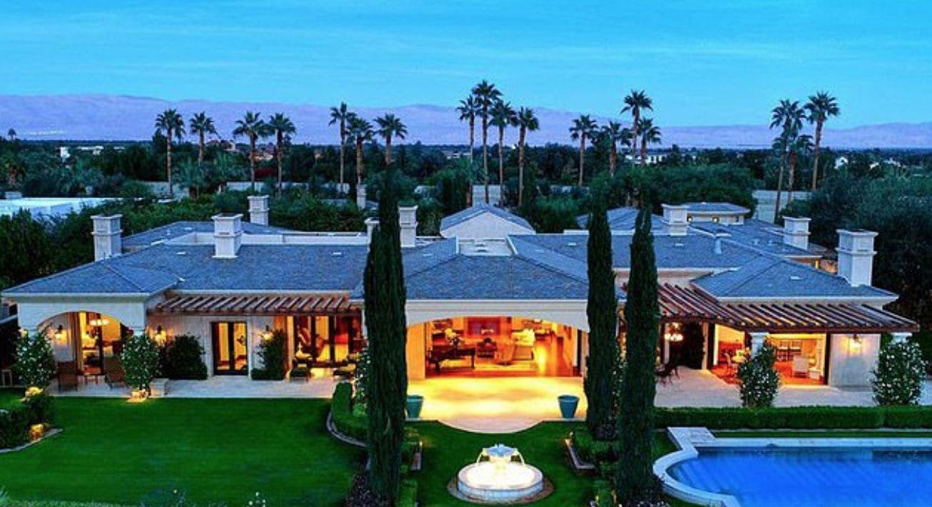 kim kardashian kanye west villa