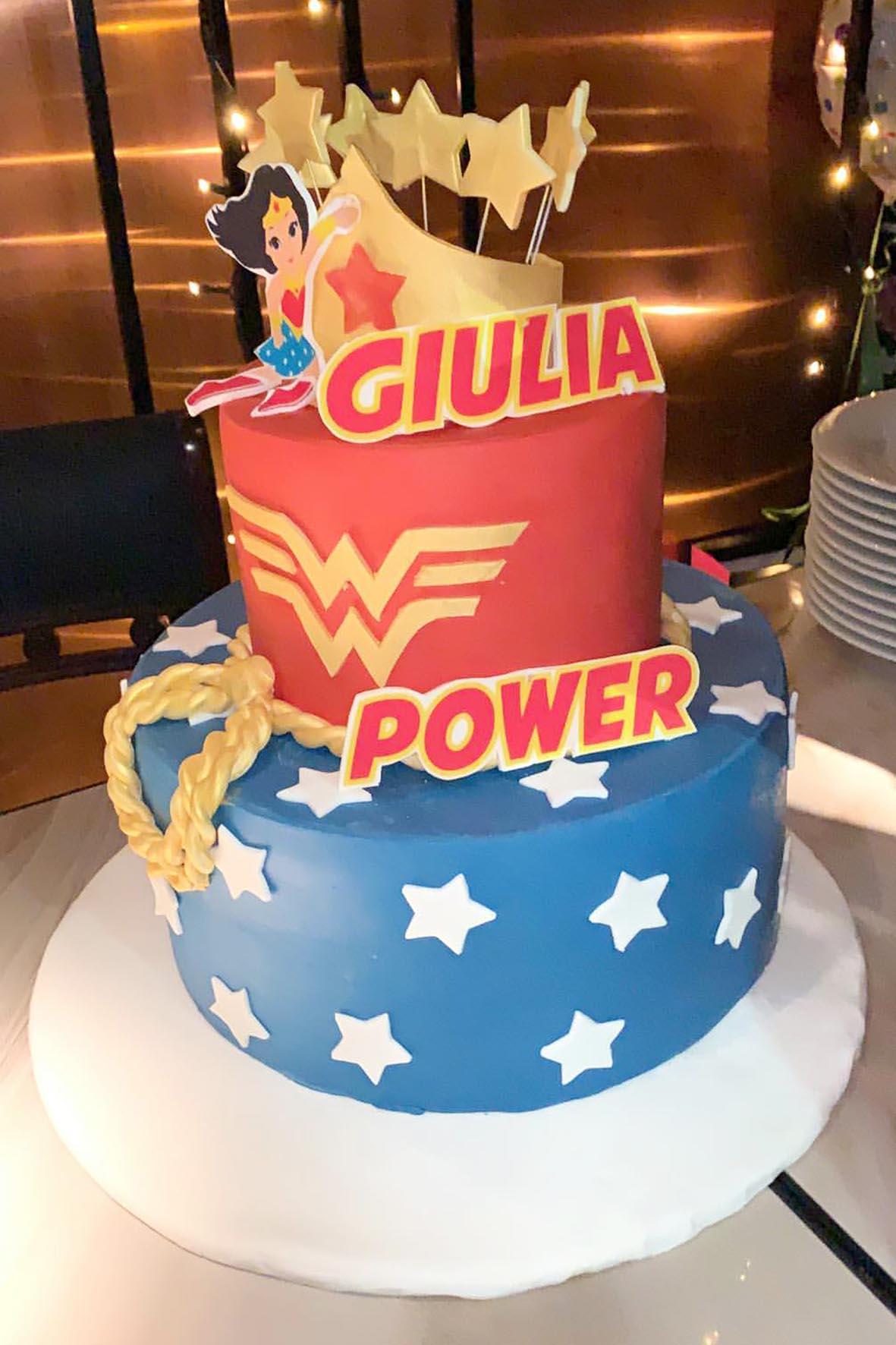 torta compleanno giulia salemi