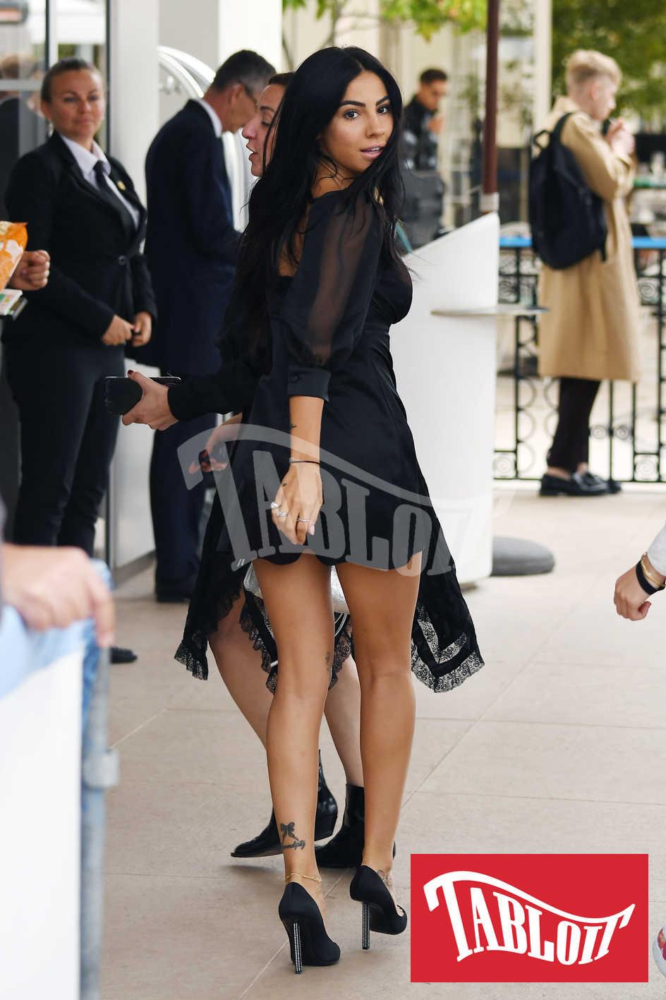 Giulia De Lellis a Cannes