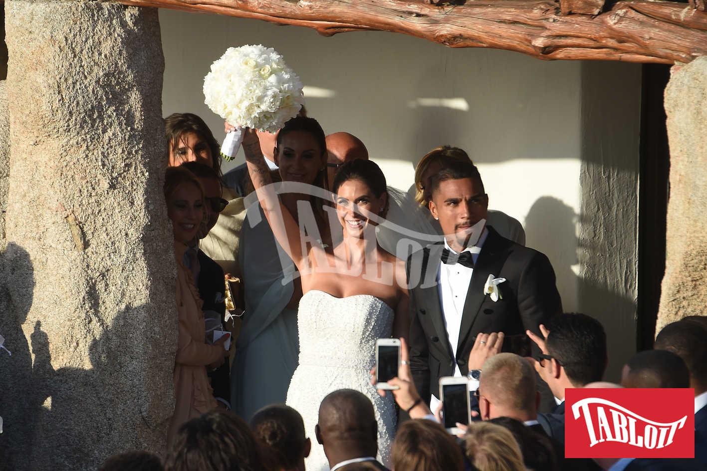 matrimonio satta boateng in sardegna