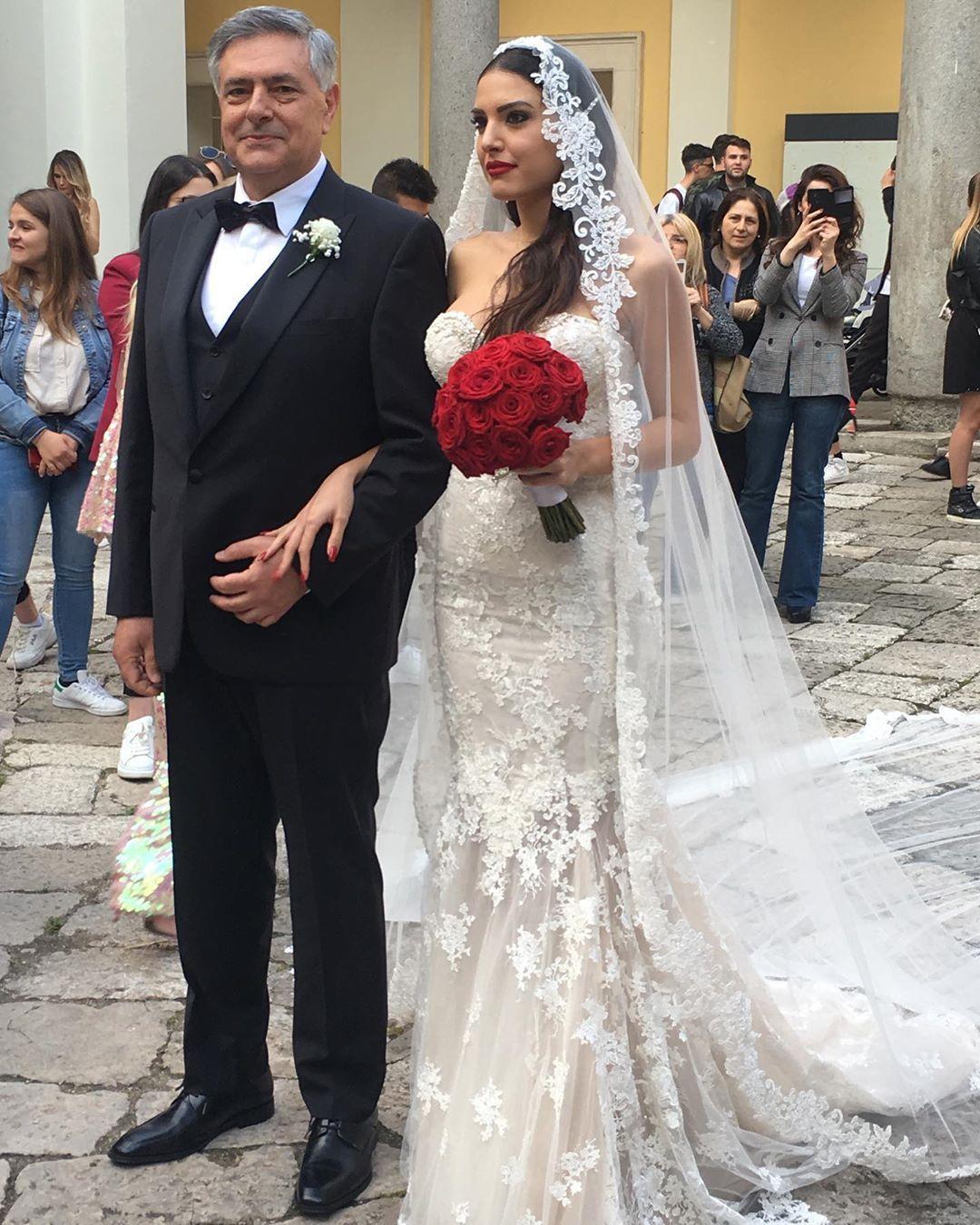 Clarissa Marchese e Federico Gregucci si sono sposati!  Tabloit
