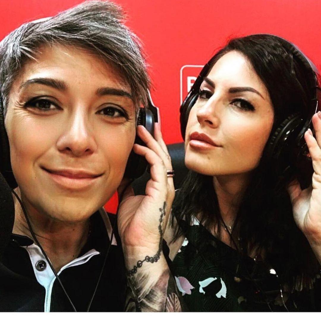 Eliana Michelazzo, Pamela Prati e Pamela Perricciolo