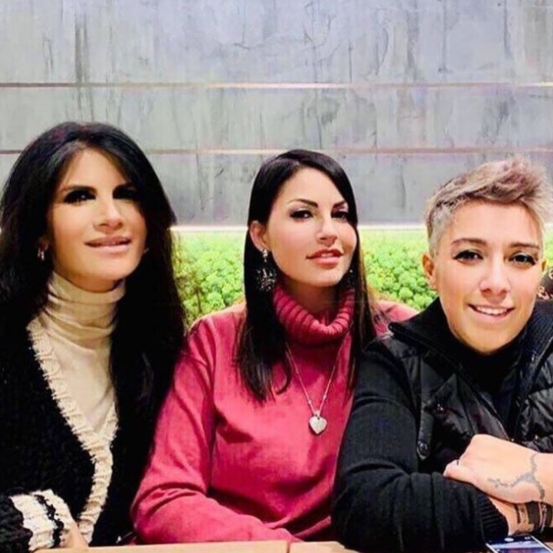 Pamela Prati, Eliana Michelazzo e Pamela Perricciolo