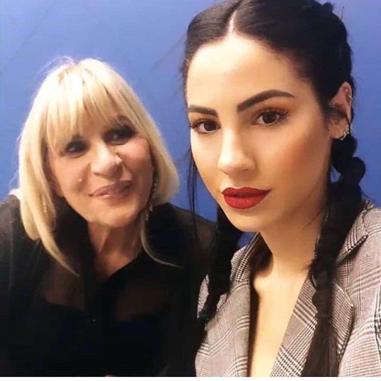 Gemma Galgani e Giulia De Lellis
