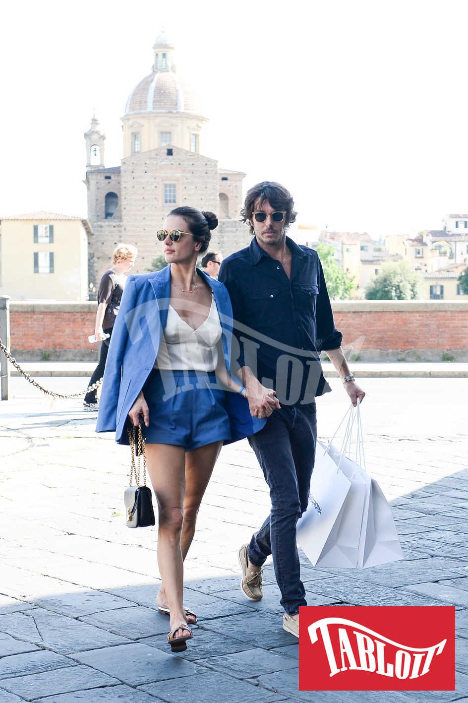 Alessandra Ambrosio e Nicolò Oddi