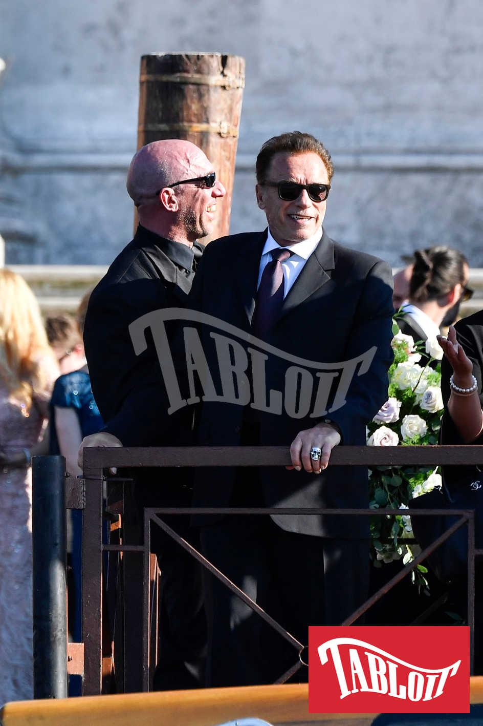 Arnold Schwarzenegger venezia