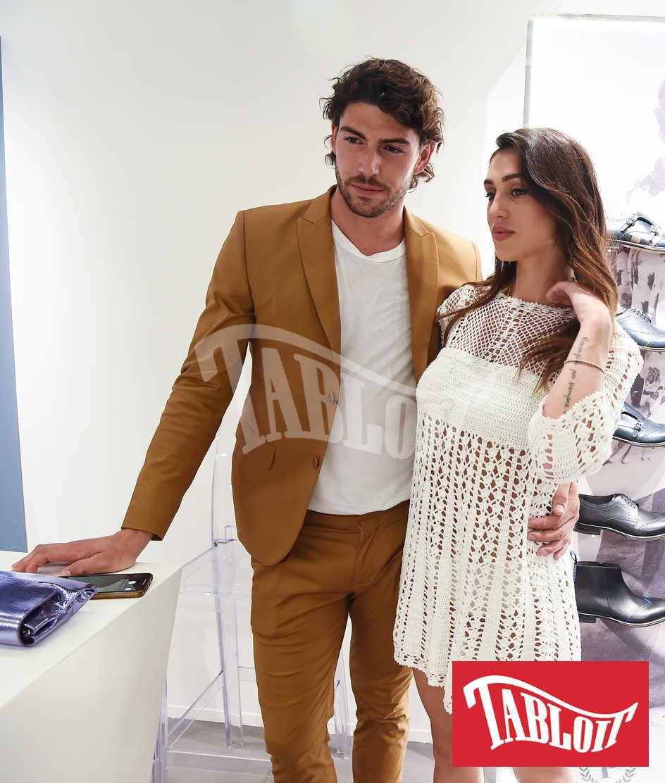 Cecilia Rodriguez e Ignazio Moser vacanze